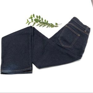 Earl Jeans Dark Wash Sz 27 straight leg plain pant